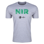 Northern Ireland Euro 2016 Men's Elements T-Shirt (Grey)