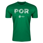 Portugal Euro 2016 Men's Elements T-Shirt (Green)