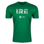 Ireland Euro 2016 Men's Elements T-Shirt (Green)