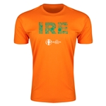 Ireland Euro 2016 Men's Elements T-Shirt (Orange)