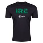 Ireland Euro 2016 Men's Elements T-Shirt (Black)