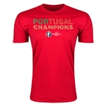 Portugal UEFA Euro 2016 Champions T-Shirt (Red)