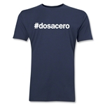 USA Dos A Cero Men's Fashion T-Shirt (Navy)