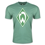 Werder Bremen Core Men's Fashion T-Shirt (Heather Green)