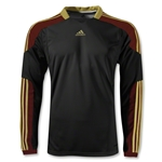 adidas FC Boulder Women's Custom Long Sleeve Jersey (Black)