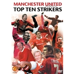 Manchester United Top Ten Strikers Soccer DVD