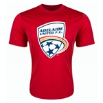 Adelaide United Poly T-Shirt (Red)