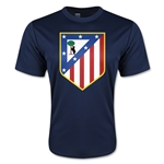 Atletico Madrid Core Poly T-Shirt (Navy)