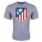 Atletico Madrid Core Poly T-Shirt (Gray)