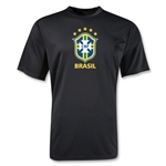 Brazil Poly T-Shirt (Black)