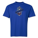 Colorado Springs Switchbacks Soccer Training T-Shirt (Royal)
