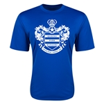 Queens Park Rangers Core Poly T-Shirt (Royal)