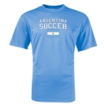 Argentina Soccer Training T-Shirt (Sky)