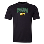 Brunei Soccer Training T-Shirt (Black)
