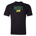 Brunei Football Training T-Shirt (Black)