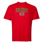 Eritrea Football Training T-Shirt (Red)