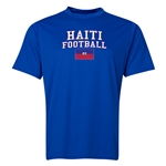 Haiti Football Training T-Shirt (Royal)