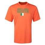 Ireland Soccer Training T-Shirt (Orange)