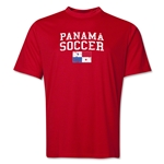 Panama Soccer Training T-Shirt (Red)