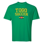 Togo Soccer Training T-Shirt (Green)