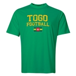 Togo Football Training T-Shirt (Green)