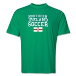 Northern Ireland Soccer Training T-Shirt (Green)