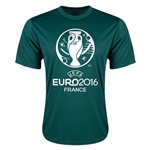 Euro 2016 Training T-Shirt (Dark Green)