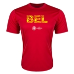 Belgium Euro 2016 Elements Training T-Shirt (Red)