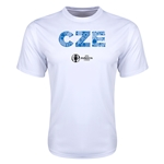 Czech Republic Euro 2016 Elements Training T-Shirt (White)