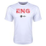 England Euro 2016 Elements Training T-Shirt (White)