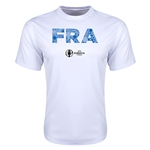 France Euro 2016 Elements Training T-Shirt (White)