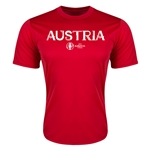 Austria Euro 2016 Core Training T-Shirt (Red)