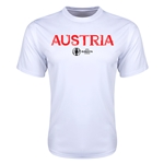 Austria Euro 2016 Core Training T-Shirt (White)
