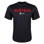 Austria Euro 2016 Core Training T-Shirt (Black)