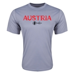 Austria Euro 2016 Core Training T-Shirt (Grey)