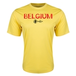 Belgium Euro 2016 Core Training T-Shirt (Yellow)