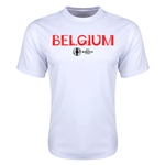 Belgium Euro 2016 Core Training T-Shirt (White)