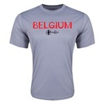 Belgium Euro 2016 Core Training T-Shirt (Grey)
