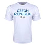 Czech Republic Euro 2016 Core Training T-Shirt (White)