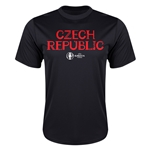 Czech Republic Euro 2016 Core Training T-Shirt (Black)