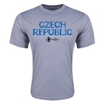 Czech Republic Euro 2016 Core Training T-Shirt (Grey)