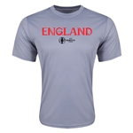 England Euro 2016 Core Training T-Shirt (Grey)