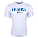 France Euro 2016 Core Training T-Shirt (White)
