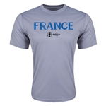 France Euro 2016 Core Training T-Shirt (Grey)