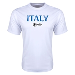 Italy Euro 2016 Core Training T-Shirt (White)
