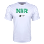Northern Ireland Euro 2016 Elements Training T-Shirt (White)