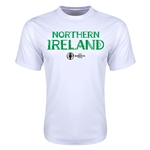 Northern Ireland Euro 2016 Core Training T-Shirt (White)