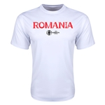 Romania Euro 2016 Core Training T-Shirt (White)