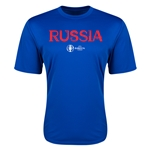 Russia Euro 2016 Core Training T-Shirt (Royal)
