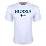 Russia Euro 2016 Core Training T-Shirt (White)